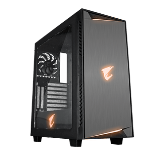 AC300W ATX Mid-tower PC Case